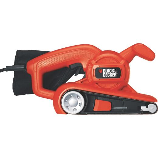 Black & Decker 3 In. x 18 In. Compact Belt Sander