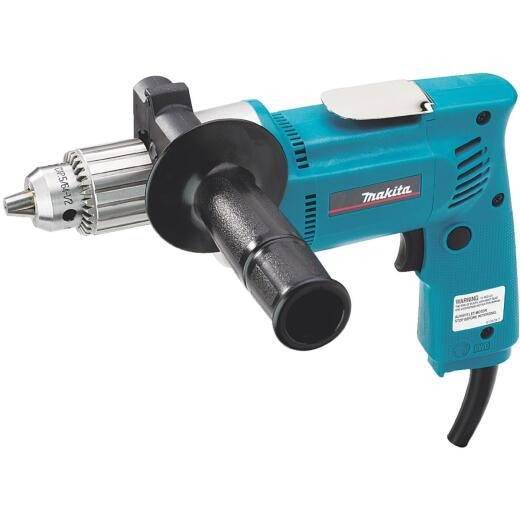Makita 1/2 In. 6.5-Amp Keyed Electric Drill with Pistol Grip