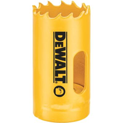 DeWalt 1-1/8 In. Bi-Metal Hole Saw