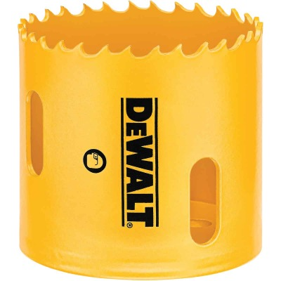 DeWalt 2-1/2 In. Bi-Metal Hole Saw