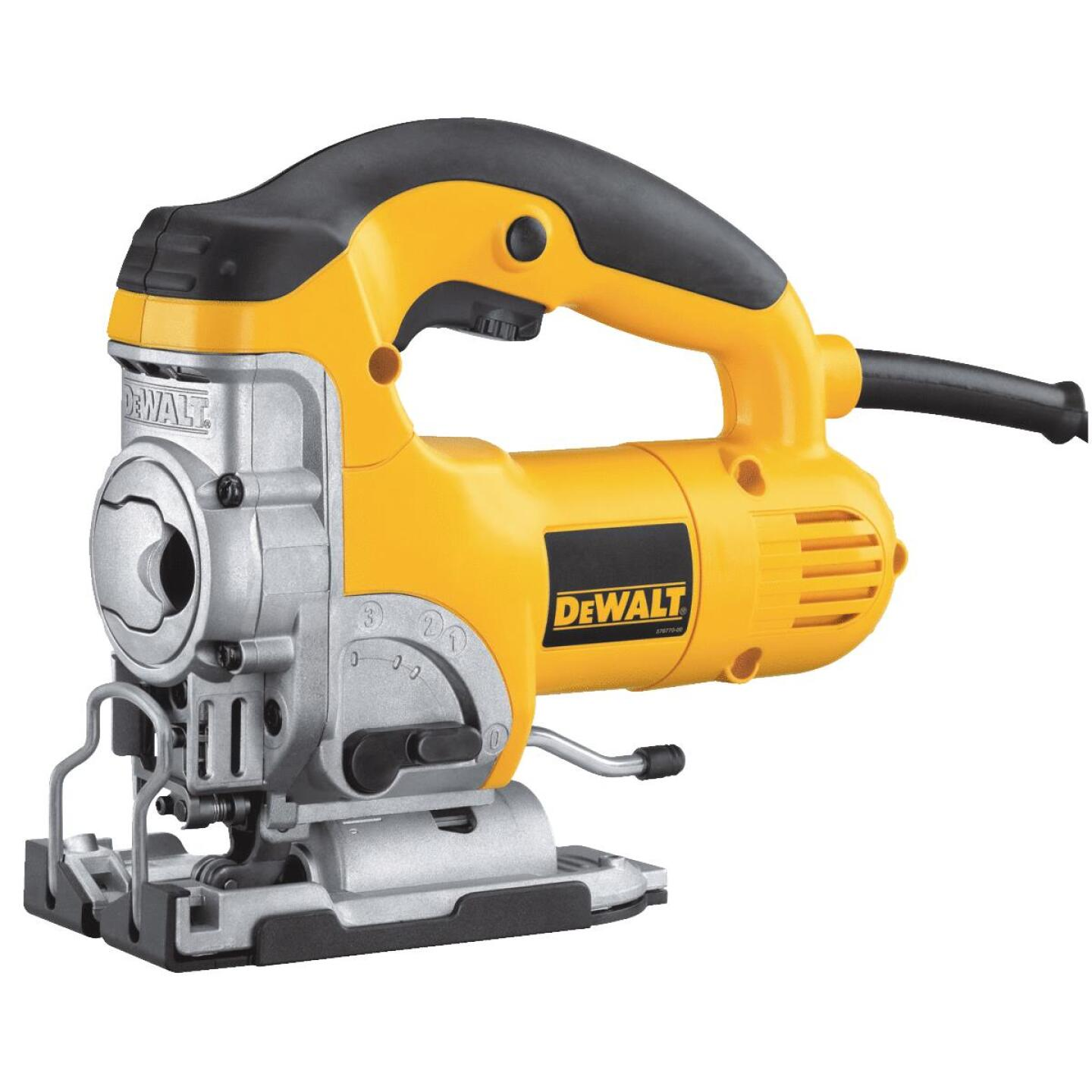 DeWalt 6.5A 4-Position 500 to 3100 SPM Jig Saw Image 1