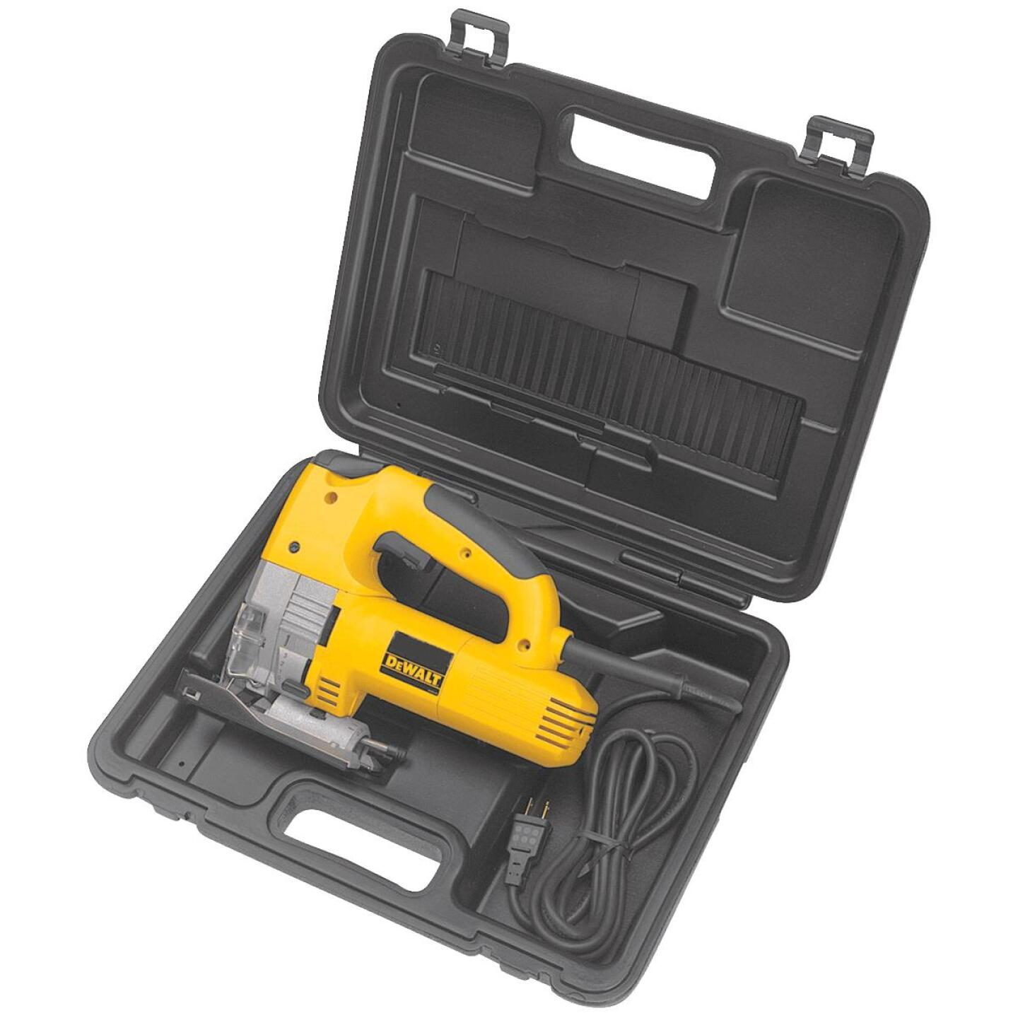 DeWalt 6.5A 4-Position 500 to 3100 SPM Jig Saw Image 9