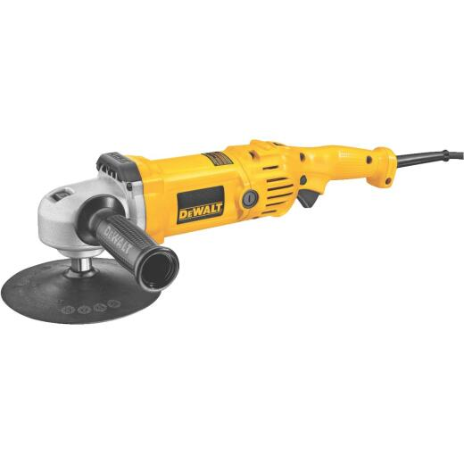 DeWalt 12-Amp 7 In./9 In. 3500 rpm Angle Polisher Sander