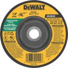 DeWalt HP Type 27, 4 In. Cut-Off Wheel Image 1