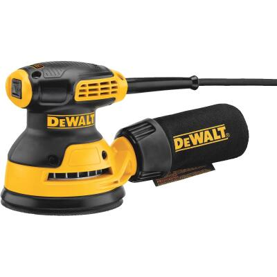 DeWalt 5 In. 3.0A Finish Sander