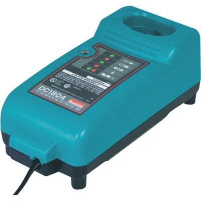 Makita 7.2-Volt to18-Volt Nickel-Cadmium/Nickel-Metal Hydride Battery Charger