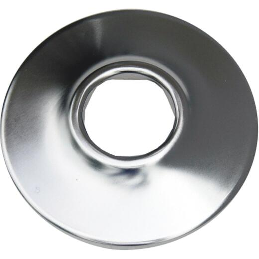 Lasco 3/8 In. IP or 1/2 In. Copper Chrome Plated Flange