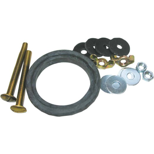 Lasco Eljer Toilet Tank To Bowl Bolt Kit with Gasket