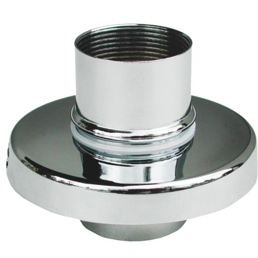 Lasco 1-1/4 In. Chrome Flange