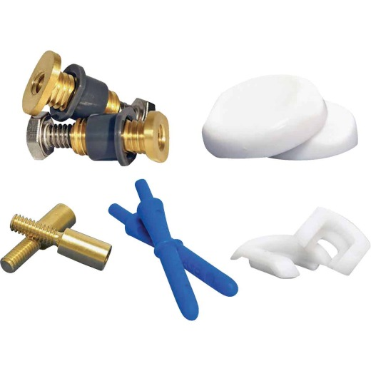 Danco Zero Cut Toilet Bolt Set