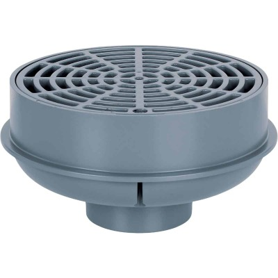 Sioux Chief 2 In. to 3 In. PVC Floor Drain