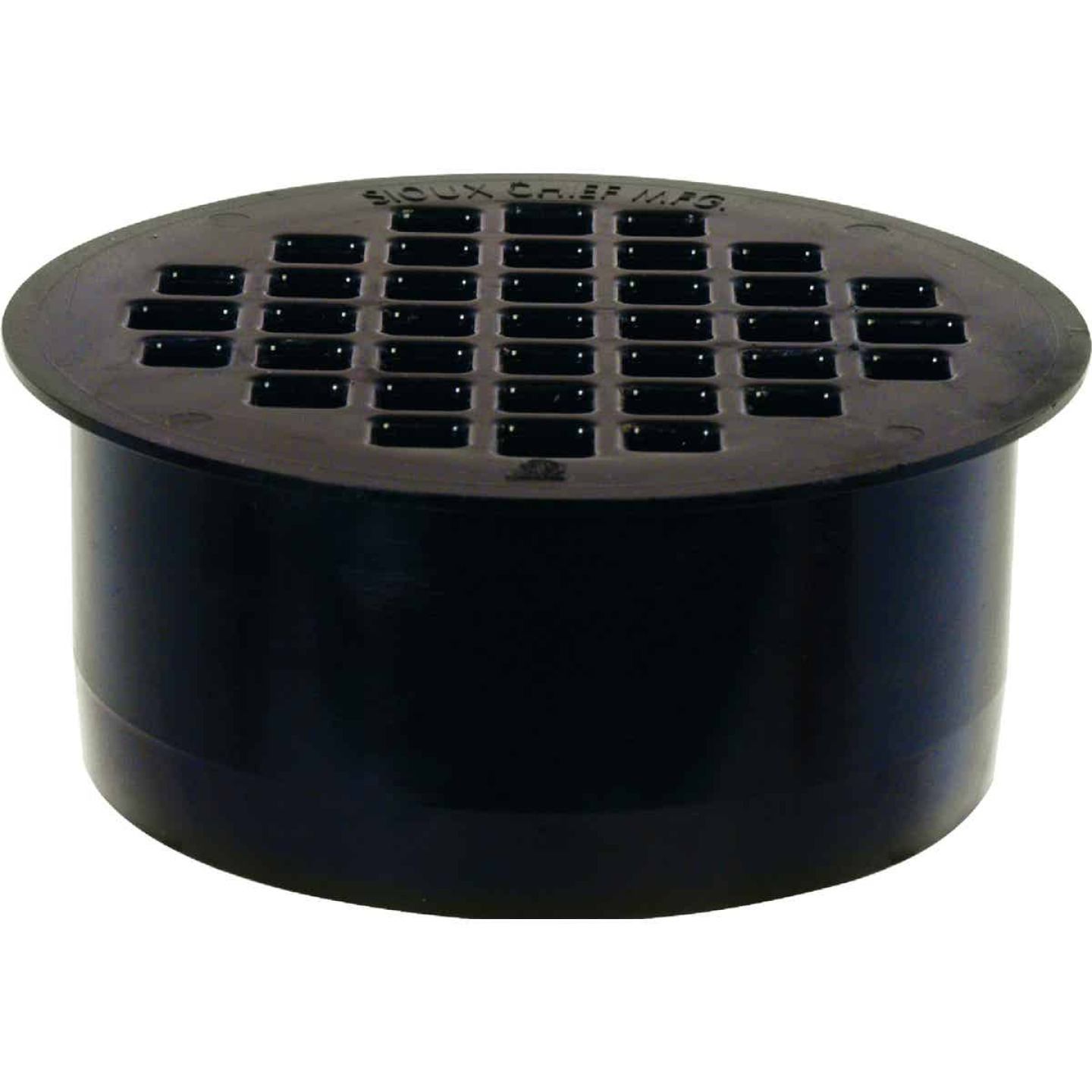 Sioux Chief 3 In. ABS Floor Drain Image 1