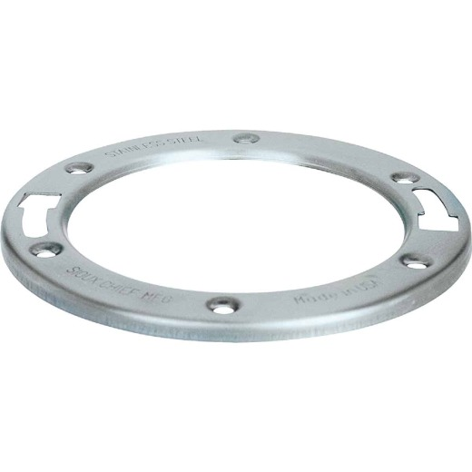 Sioux Chief Ringer Stainless Steel Toilet Flange Ring
