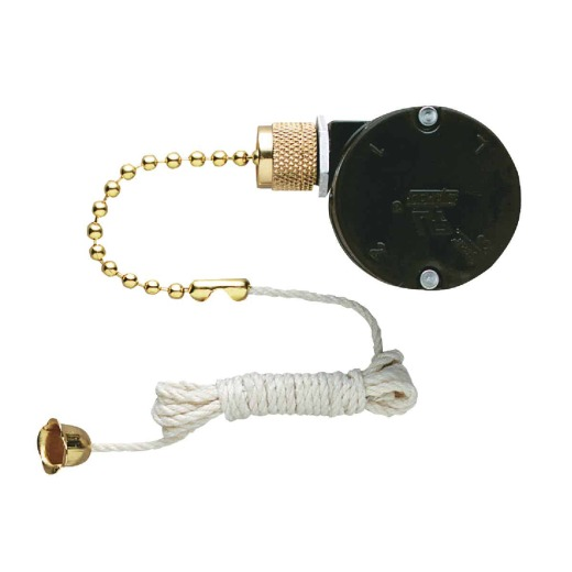 Westinghouse 3-Speed 8-Wire Ceiling Fan Switch