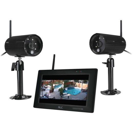 ALC Wireless Observer HD Security Camera & Monitor System