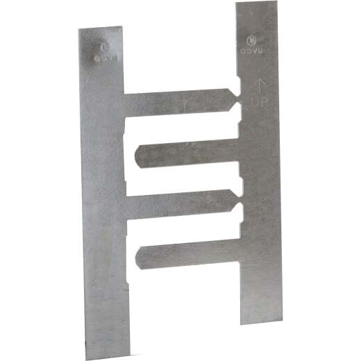 Raco 1-3/8 In. Steel Old-Work Switch Box Support