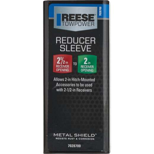 Reese Towpower Reducer Sleeve Receiver Adapter