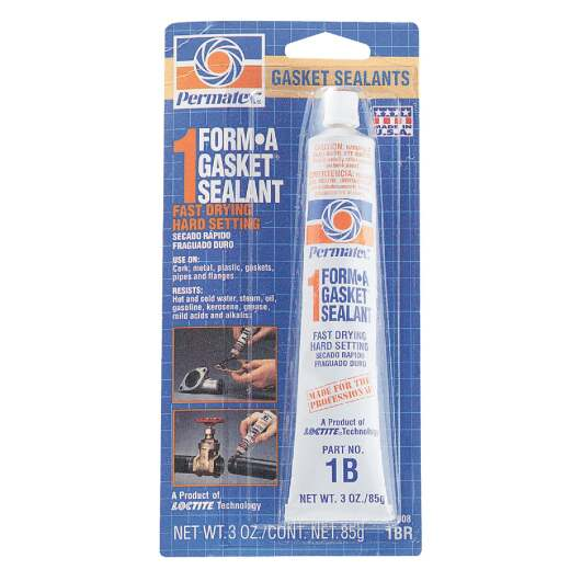 Permatex 3 Oz. No. 1 Form-A-Gasket Sealant