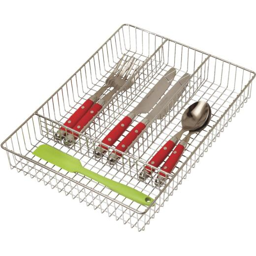 Spectrum Small Grid Cutlery Tray