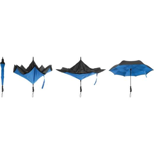 Better Brella Reverse-Open 41.5 In. Umbrella, Blue