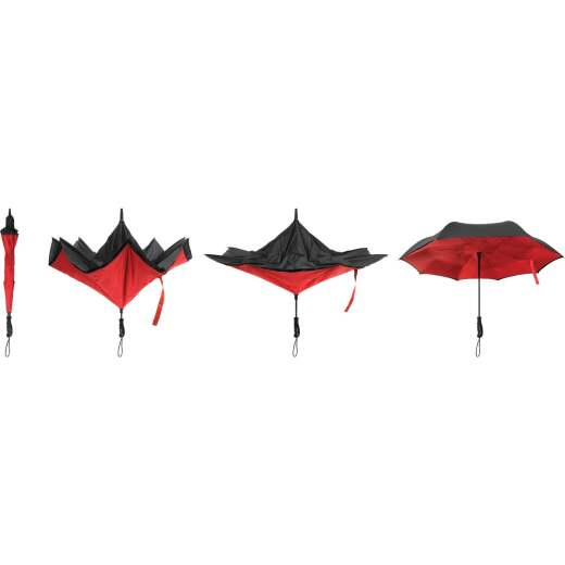 Better Brella Reverse-Open 41.5 In. Umbrella, Red