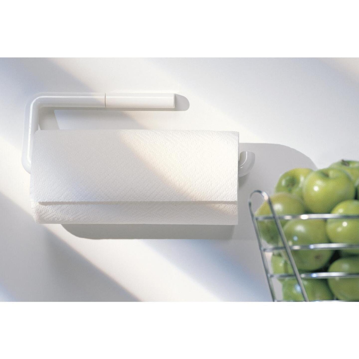 InterDesign Wall Mount Paper Towel Holder Image 2