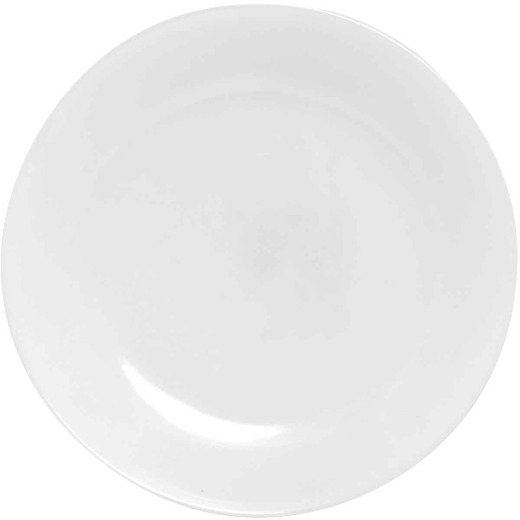 Corelle 8.5 In. Winter Frost White Luncheon Plate