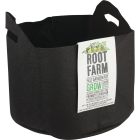 Root Farm Felt Large Garden Pot Image 1