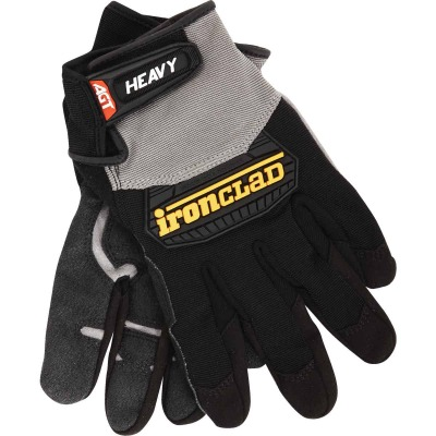 Ironclad Heavy Utility Men's Medium Synthetic Leather High Performance Glove