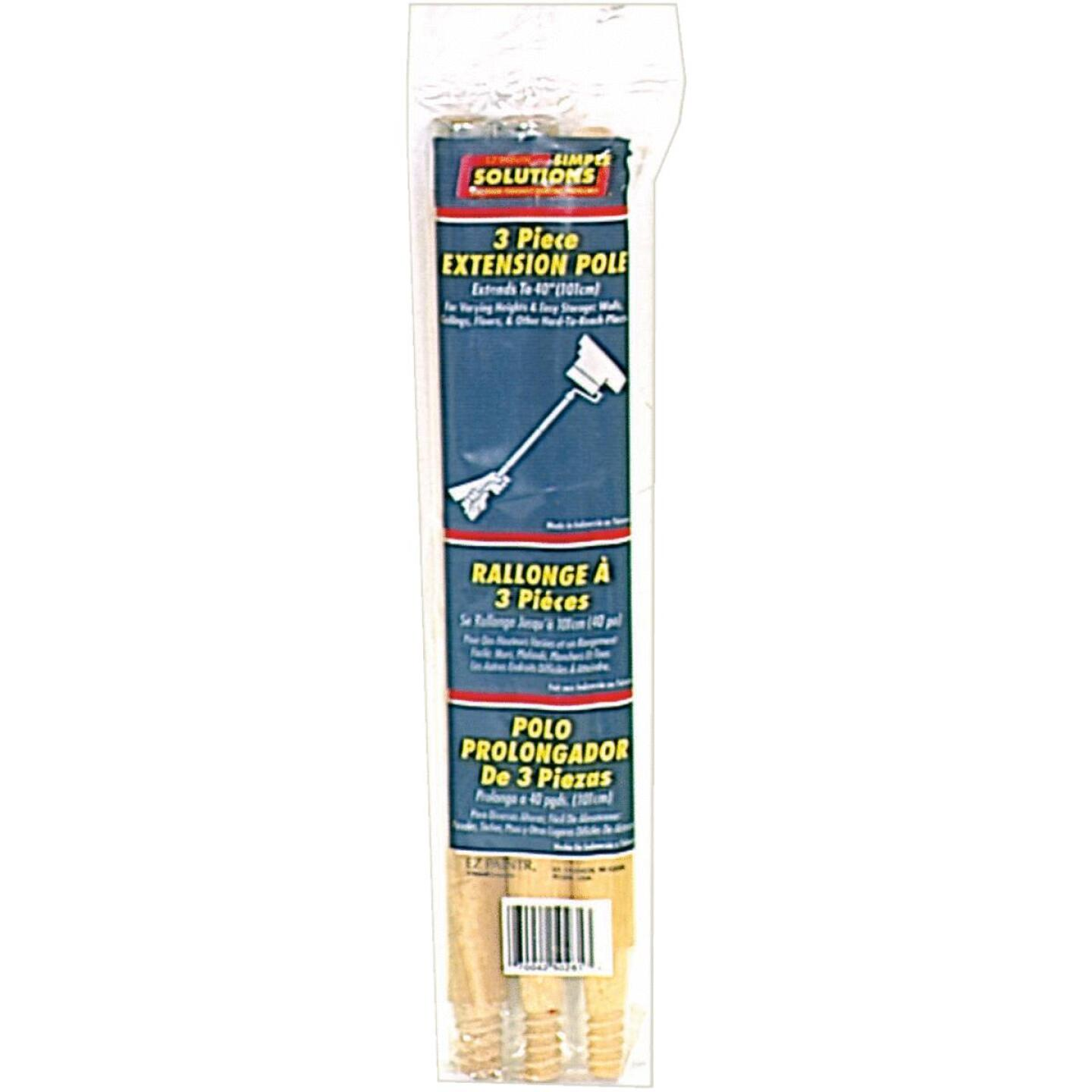 Shur-Line 42 In. Wood Extension Pole Image 1