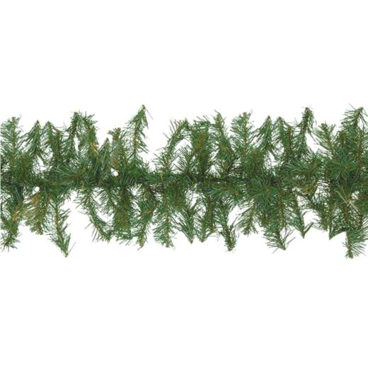 Gerson 9 Ft. Canadian Pine Garland