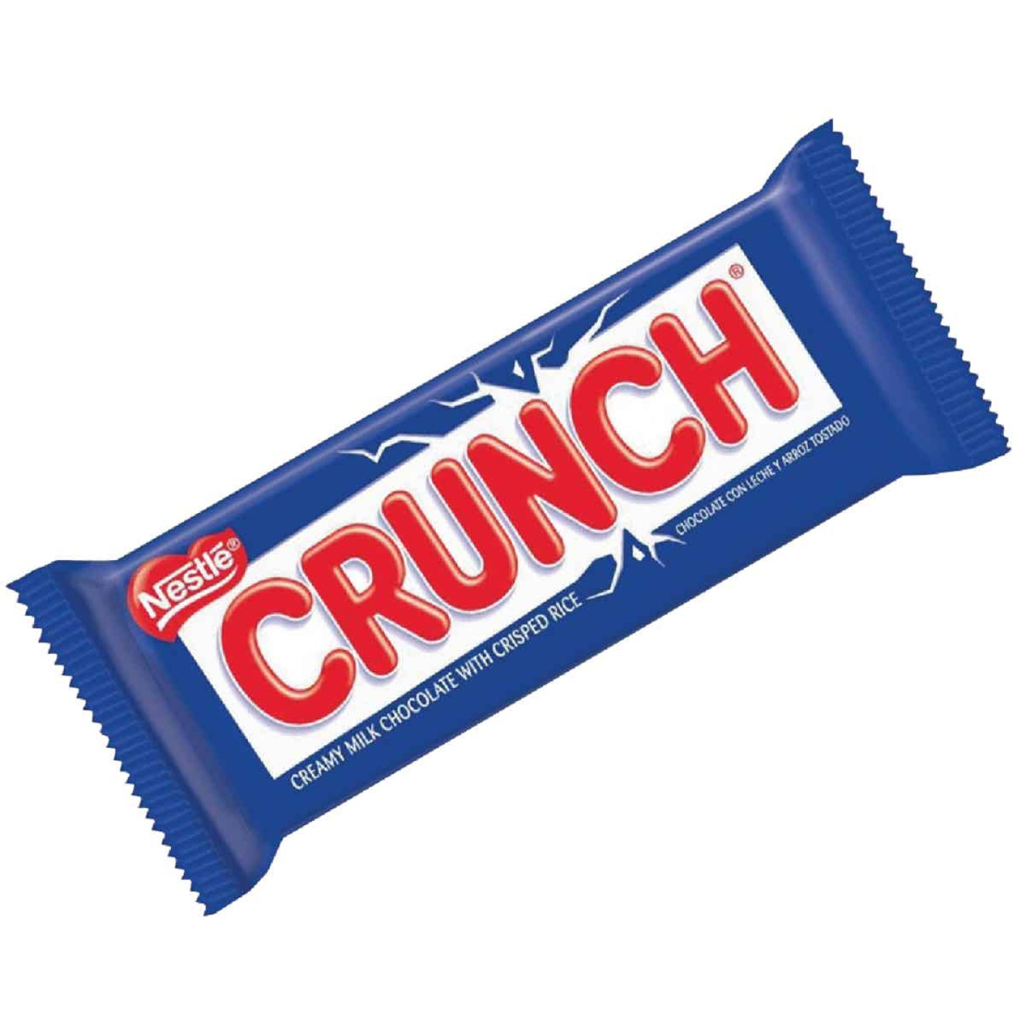 Nestle Crunch 1.55 Oz. Crispy Milk Chocolate Candy Bar Image 1