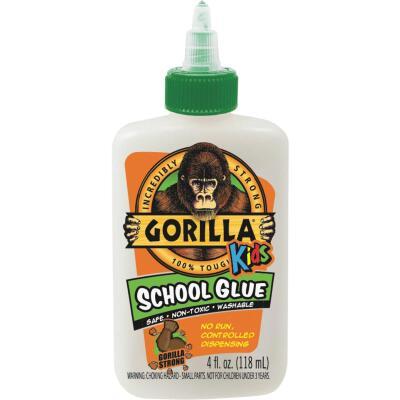 Gorilla 4 Oz. White Drying School Glue